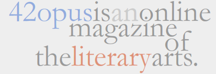 42opus is an online magazine of the literary arts.